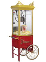 Where to find POPCORN MACHINE, WITH CART in Richland
