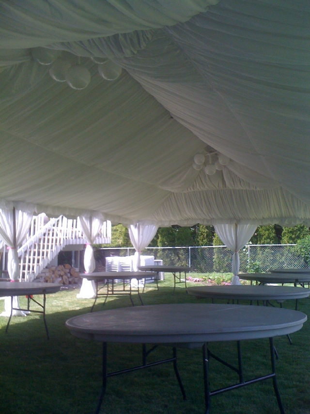 Where to find CANOPY, WHITE LINER 20X10 MID in Richland