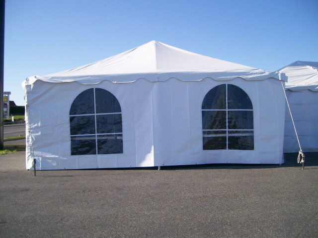 Where to find CANOPY SIDES, 8X20 OVERLAP in Richland